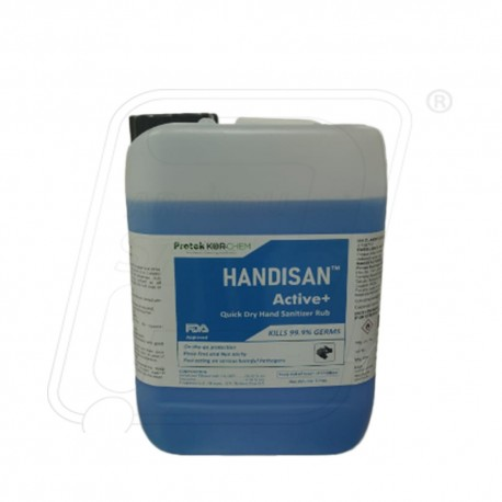 Protek Handisan Active+ 5 L hand sanitizer