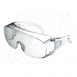 Goggles over spects ES-007 clear Karam