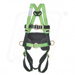 Full body harness PN44(01) for tower climbing & work positioning