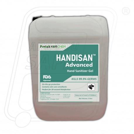 Protek Handisan Advanced 5 L sanitizer