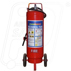 Fire Ext. M.Foam type 45 Ltr inside cartridge Safety Fire