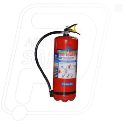 Fire Extinguisher DCP type 4 Kg stored pressure safety Fire