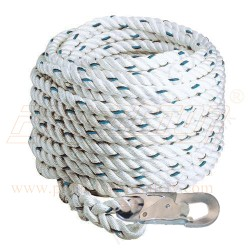 Anchorage line Polyamide Rope 14 mm X 100M Udyogi