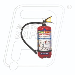 Fire Extinguisher ABC 4 Safety First