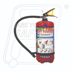 Fire Extinguisher ABC 6 KG Safety First