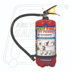 Fire Extinguisher ABC 9 KG Safety First