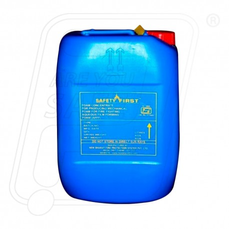 Fire fighting chemical foam AFFF 6 % (20 Liters)
