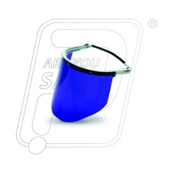 Face shield FC 38 B with carrier Udyogi