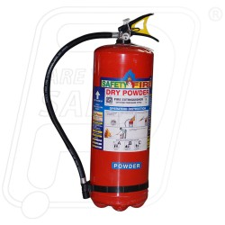 Fire Extinguisher DCP type 9 Kg stored pressure Safety Fire
