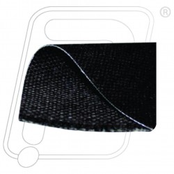 Graphite Coated Welding Blanket 1MX2MX0.6mm