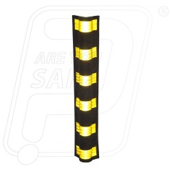 Corner Guard Rounded Rubber 75 X 75 X 10 X 900 MM WITH INSTALLATION