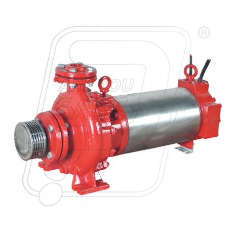 Submersible Fire Pump With 30 HP Motor