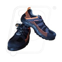 Safety Shoes Composite Cap FS210 Gray Orange FLYNET KARAM