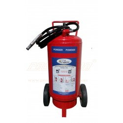 Fire Extinguisher DCP type 25 Kg. inside cartridge Andex