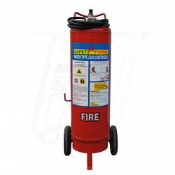 Fire extinguisher water CO2 Cartridge type45 Ltr Safety Fire