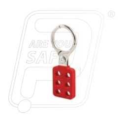 Aluminium Lockout Hasp 38mm