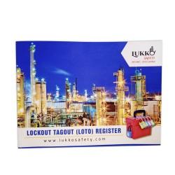Logout Tagout Register