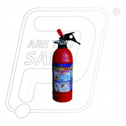 Fire extinguisher clean agent 2kg. Safety First