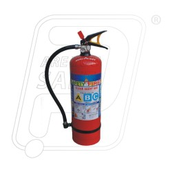 Fire extinguisher clean agent 6kg. Safety First