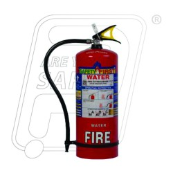 Fire extinguisher water Store pressure 9 Ltr Safety First