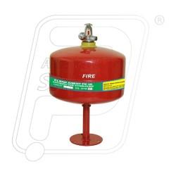 Fire Extinguisher auto. modular clean agent 5 Kg. Safety First