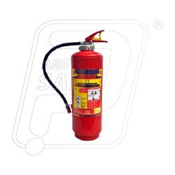 Fire Extinguisher DCP type 6 Kg cartridge Safety First