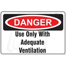 Use only with adequate ventilation