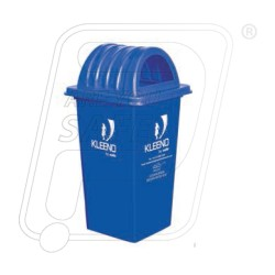 Dust Bin With Dome Lid 80 Litters