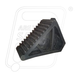 Wheel Chock with Ribber Handle