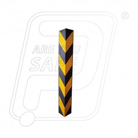 Corner Guard Rubber 100 X 100 X 10 X 1000 MM