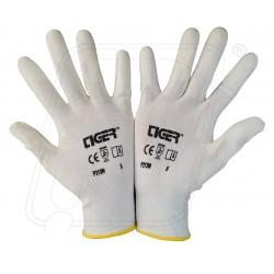 Hand gloves nitrile P 213 W - Tiger
