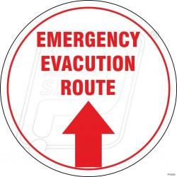 Emergency Evacuation Route