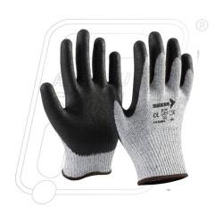 Hand Gloves Cut Resistant Level 5 H 33 NBG Mallcom