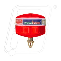 Fire Ext auto modular clean agent 2 Kg. Safety First