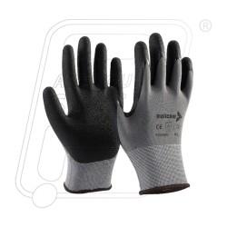 Hand gloves nitrile sandy foam P35NBG (N313S)