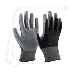 Hand gloves nitrile coted P55 NGA Mallcom
