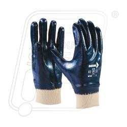 Hand gloves nitrile coated MFKB - Mallcom