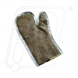 High Temperature Vermiculite hand gloves
