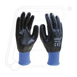 Hand Gloves Nitrile Coated UPN4 Udyogi
