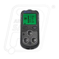 Portable 4 Gas Monitor