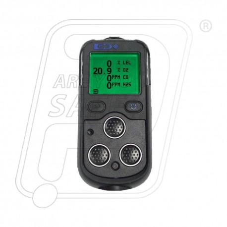 Portable 4 Gas Monitor Udyogi