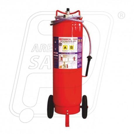 Fire extinguisher m.foam 60 ltr inside cartridge safety first