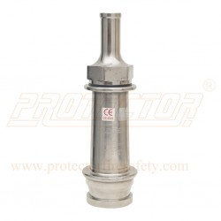 Fire hose nozzle (Short branch) 63 MM SS ISI