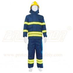 Fire Proximity suit Nomex Turnout gear