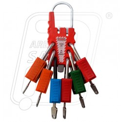 Lockout OSHA Padlock HASP kit H72 Lukko