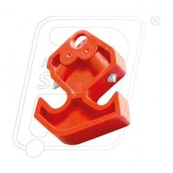 Dual Sided Circuit Breaker Lockout BR26 Lukko