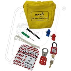 OSHA Maintenance mini LOTO kit