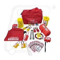 Electrical & pneumatic LOTO kit