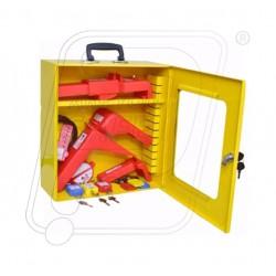 OSHA Electrical & Mechanical Lockout Kit