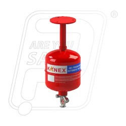 Fire extinguisher automatic modular MAP 50% 2 Kg Kanex